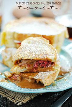 Selecting The Suitable Cheeses To Go Together With Your Oregon Wine Biscoff Raspberry Stuffed French Toast Breakfast Bites, Best Breakfast, Healthy Breakfast Recipes, Brunch Recipes, Mothers Day Breakfast, Biscoff, Nutritious Snacks, Cooking Recipes, French Toast