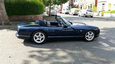 Used 1997 TVR Chimaera for sale in Derbyshire | Pistonheads