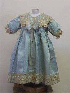 edwardian children's clothing | Child's dress - Museu Nacional do Traje e da Moda - 1910-1912
