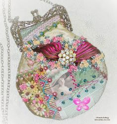 New Pillows, Purses and Door Hangers!  Oh My!