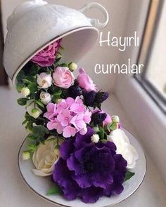 Floral Wreath, Wreaths, Messages, Flowers, Inspiration, Allah Islam, Instagram, Quotes, Decor