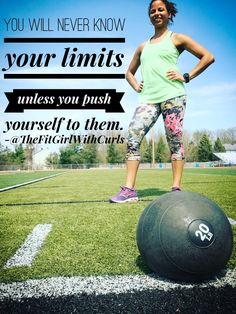 Reach your limits :-) @thefitgirlwithcurls #fitness #fitfam #fitspo #health #motivation