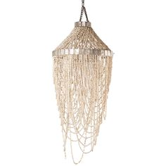 Suspension en coquillages H.78cm HORIZON