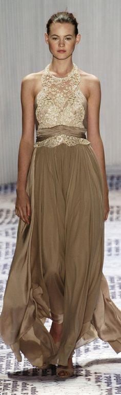 b8072b4d8e88 Carlos Miele ~ NYFW Beautiful Gowns