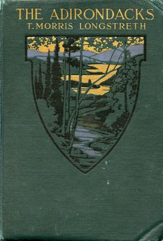 vintage book cover, NYSL