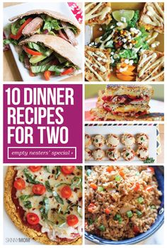 These recipes are perfect for date night!