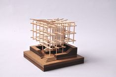 Nest We Grow - Kengo Kuma
