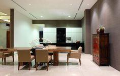 Imposing Modern Residence in Jakarta: Static House
