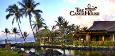 The Canoe House - Mauna Lani Bay Hotel Hawaii