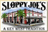 Sloppy Joe's where the sloppy Joe was invented!