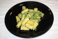 Rigatoni broccoli e pancetta affumicata