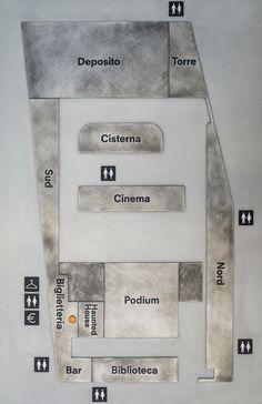 Fondazione Prada by 2x4 질감의 통일성을 살리면서 믹스앤매치의 장점을 살릴 수 있는 방향으로 디자인했으면 좋았을듯.