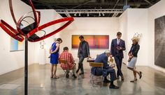 Seattle Art Fair Receives a Boost From Tech's Big Spenders - NYTimes.com