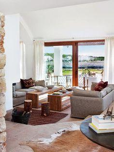 Interior: house in Menorca - Seaofgirasoles