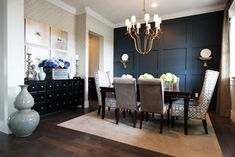 Dining Photos Caual Gray Dinning Rooms Design, Pictures, Remodel, Decor and Ideas - page 4