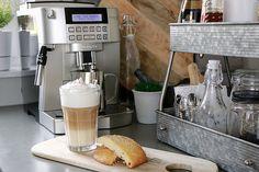 Latte macchiato DeLonghi