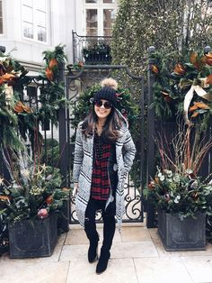 I am Style-ish {Seattle Fashion and Beauty Blog}: My Week in Chicago: T&J Designs Holiday Party, Foodie Adventures and Lots of Fun!