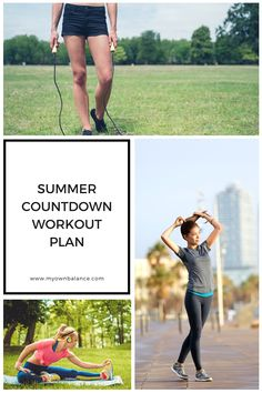 Summer Countdown Workout Plan: Run/Walk + Strength ~ Brittany Bendall Fitness Summer Workout Plan, Workout Plan For Men, Workout Plans, Planet Fitness Workout, Yoga Fitness, Fitness Tips, Countdown Workout, Printable Workouts, Lose Weight