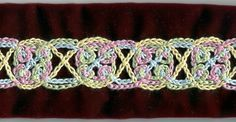http://files.hookedonneedles.com belt - Wendy Schultz via Karla Sue onto Crochet.