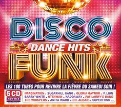 Disco Dance Hits Funk - Les 100 Tubes Pour Revivre la Fièvre du Samedi Soir ! - https://itunes.apple.com/fr/album/disco-funk-dance-hits/id939025149 #Imagination #SugarhillGang #GloriaGaynor #PLion #BarryWhite #Ottawan #Haddaway #FatLarrysBand #TheWhispers #AnitaWard #DrAlban #Superfunk #Disco #Funk #Dance #Hits