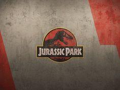 Jurassic Park/Jurassic World Wallpaper by Louie Mantia