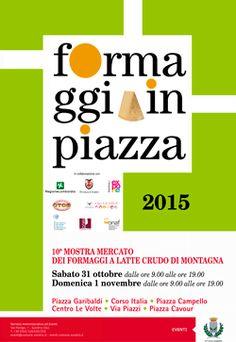 Formaggi in Piazza sondrio 2015