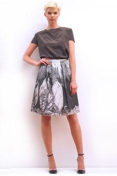Daniel Silverstein Eco-Friendly Mezzo Skirt   SHOP ETHICA