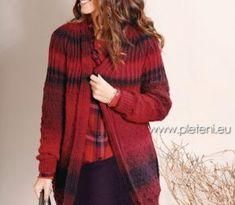 PLETENÍ – NÁVODY – Katalog návodů zdarma pro ruční pletení Sweaters, Life, Fashion, Moda, Fashion Styles, Sweater, Fashion Illustrations, Sweatshirts, Pullover Sweaters
