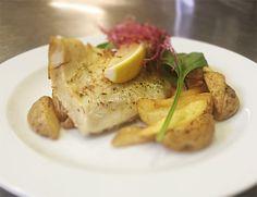 Denné menu Vranov    Gratinované rybie filé z aljašskej tresky, americké zemiaky - reštaurácia Hotel Patriot*** #hotel #restaurant #food #lunch