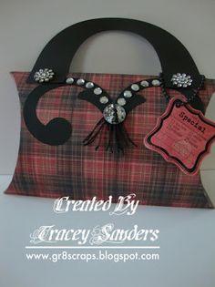 pillow box, cricut info, purse box templates, art philosophi, handmad box, pillow purs, cricut craft, cricut project, pillows