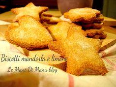 Biscotti mandorla e limone