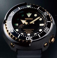 Seiko Prospex Spring Drive Tuna SBDB008 Watch