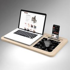 Work in comfort anywhere and keep your laptop cool in your lap or any surface. €35 VAT Included. Custom printed mouse pad included. Supports 15 inch laptops and below. Made from the highest quality birch and cut from our state of the art CNC technology. Dimensions: 60cm W x 32cm D x 1.8cm H. Left handed options available on request. Laptop Tray, Lap Desk, Black Marble, Left Handed, Cool Stuff, Birch, Cnc, Laptops, Surface