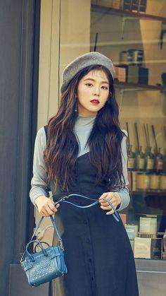 Check out Black Velvet @ Iomoio Red Velvet アイリーン, Red Velvet Dress, Seulgi, Asian Music Awards, Kpop Fashion, Fashion Outfits, Red Velvet Photoshoot, Velvet Wallpaper, Velvet Fashion