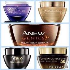 ❇️Anew Creams Available in our Shop❇️ The Ordinary, Cream, Day, Places, Shopping, Creme Caramel, Lotion, Lugares