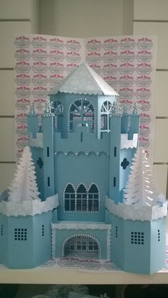 1 million + stunning free images that can be used anywhere www.restoremajori …- 1 million + stunning free images that can be used anywhere Frozen Themed Birthday Party, Elmo Birthday, Frozen Party, Elsa Castle, Frozen Castle, Cardboard Toys, Paper Toys, Paper Crafts, Frozen Princess