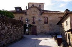 Pazo de la Casa Grande de Aguiar, Puebla del Caramiñal, A Coruña