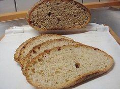 Brot mit 2 Sauerteige