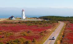Tourism New Brunswick : Destinations, Accommodations & Activities