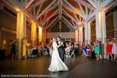 Norfolk botanical garden wedding giveaways