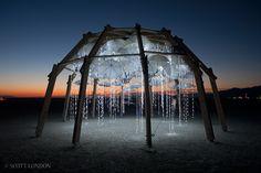 Burning Man 2011 - Scott London     (The Wet Dream)