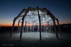 The Wet Dream  burning man