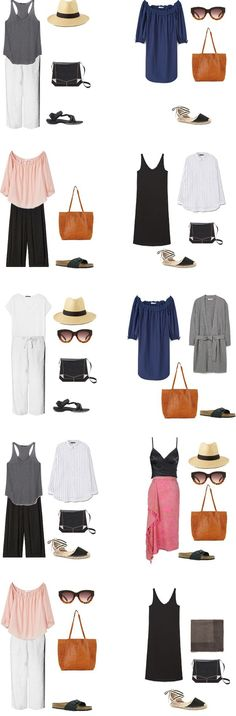 what to wear in cambodia #packinglight #travellight #travel #traveltips