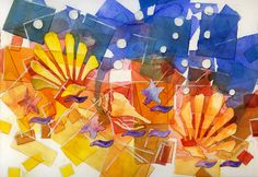Shattered Ocean.   Ellary Branden