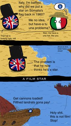 Somalia has film pirates