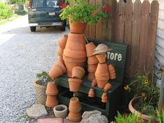 flower pot man and child