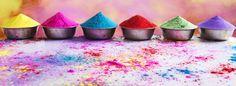 HOLI FESTIVAL IN INDIA: 5 COSE DA SAPERE SUL FESTIVAL PIU' DIVERTENTE DELL'ANNO ll 13 Marzo 2017 in tutta l'India si celebra Holi festival: celebriamo l'arrivo della primavera, la vittoria del bene sul male, riallacciamo relazioni perdute e dimentichiamo vecchi rancori: al ritmo dei tamburi, balliamo e cantiamo in un'esplosione di colori, Holi Hai!! #holi #viaggiareinindia #India