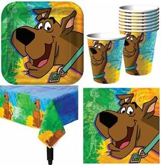 Scooby Doo Party Supplies Pack For 16 Guests by Scooby, http://www.amazon.com/dp/B00319IQG2/ref=cm_sw_r_pi_dp_1Nt8qb07W13VQ
