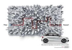 Audi A1: Youhuuu
