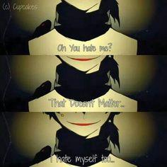 Kuroha (?) Anime quote